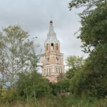 Ознобишино, Троицкая церковь